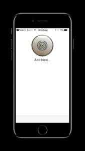 Button Magic screenshot initial